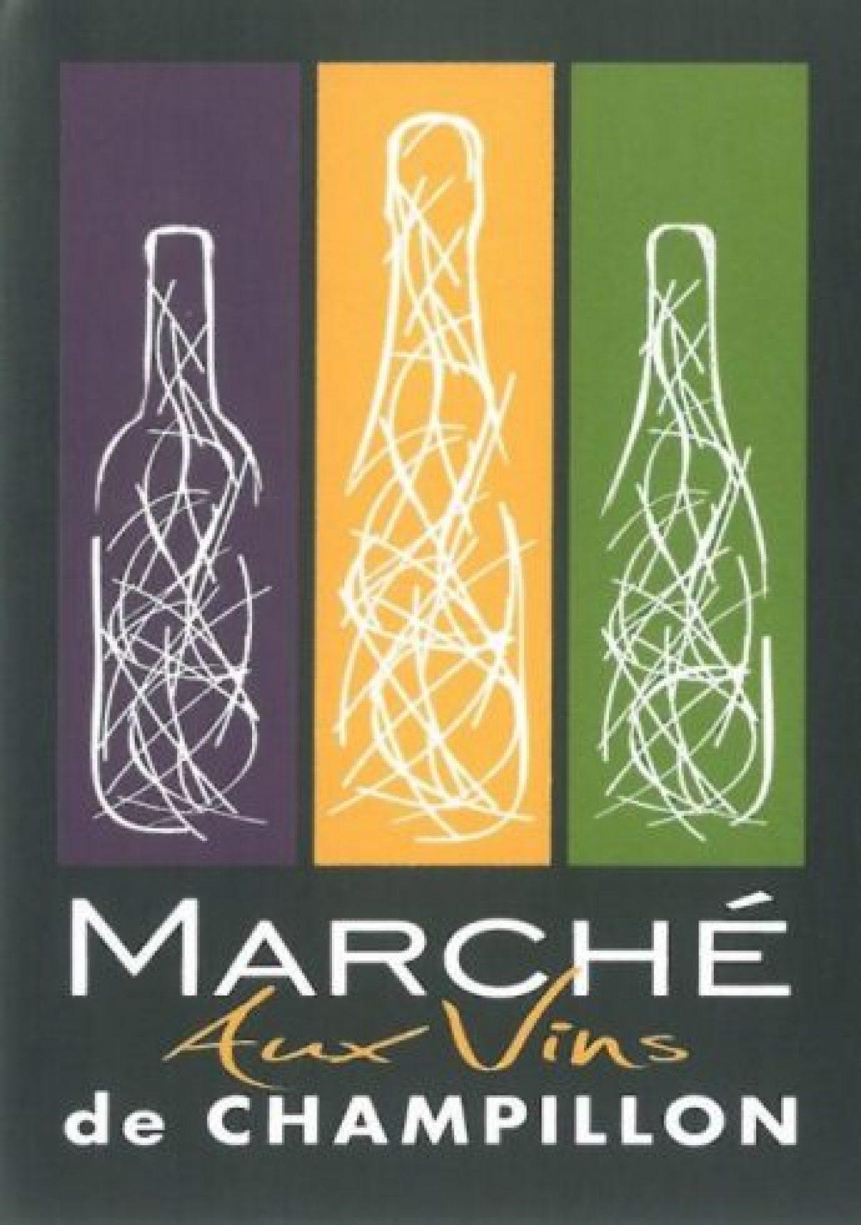 Marché aux vins de Champillon (marne) – Entrée gratuite